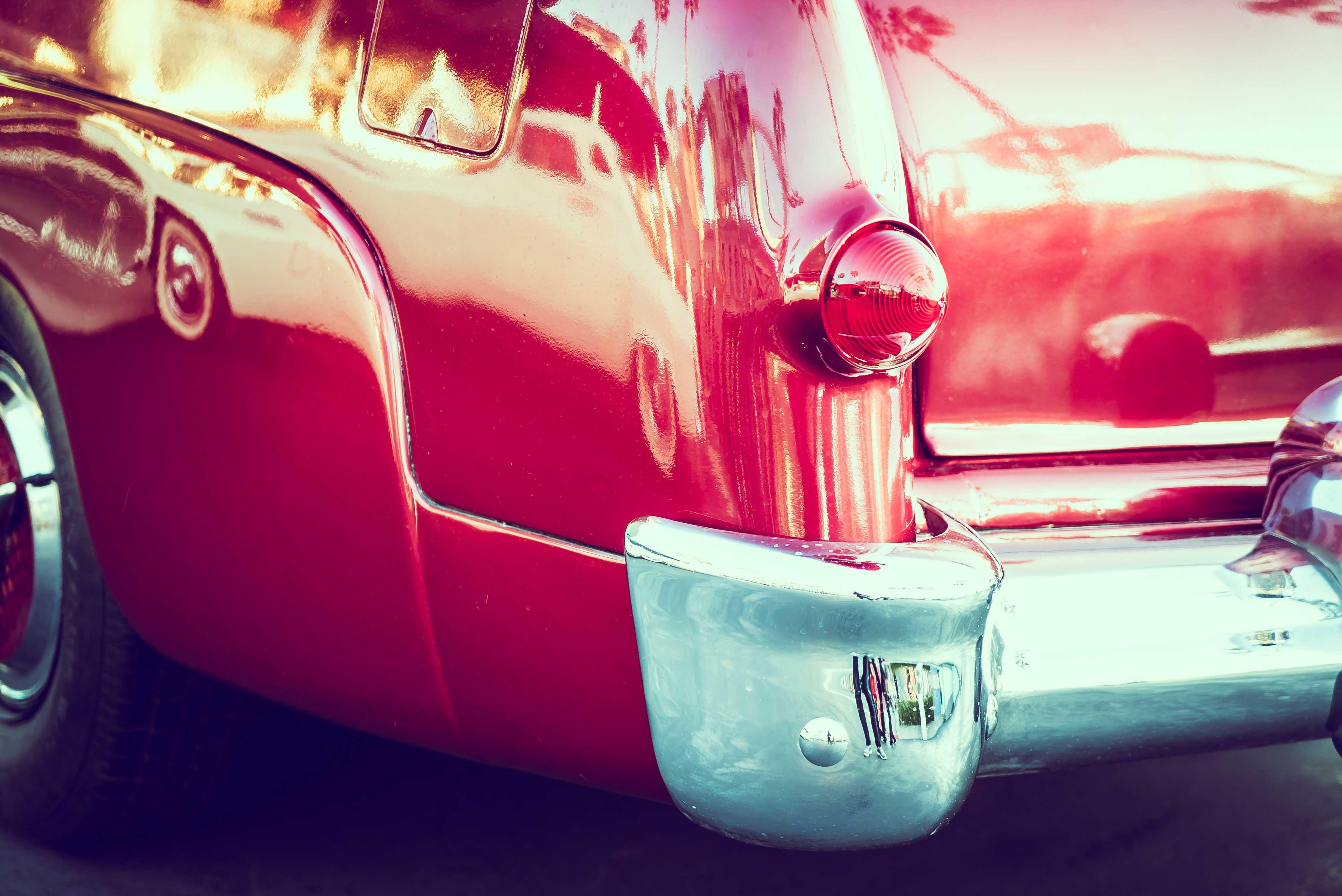 Carrosserie voitures anciennes