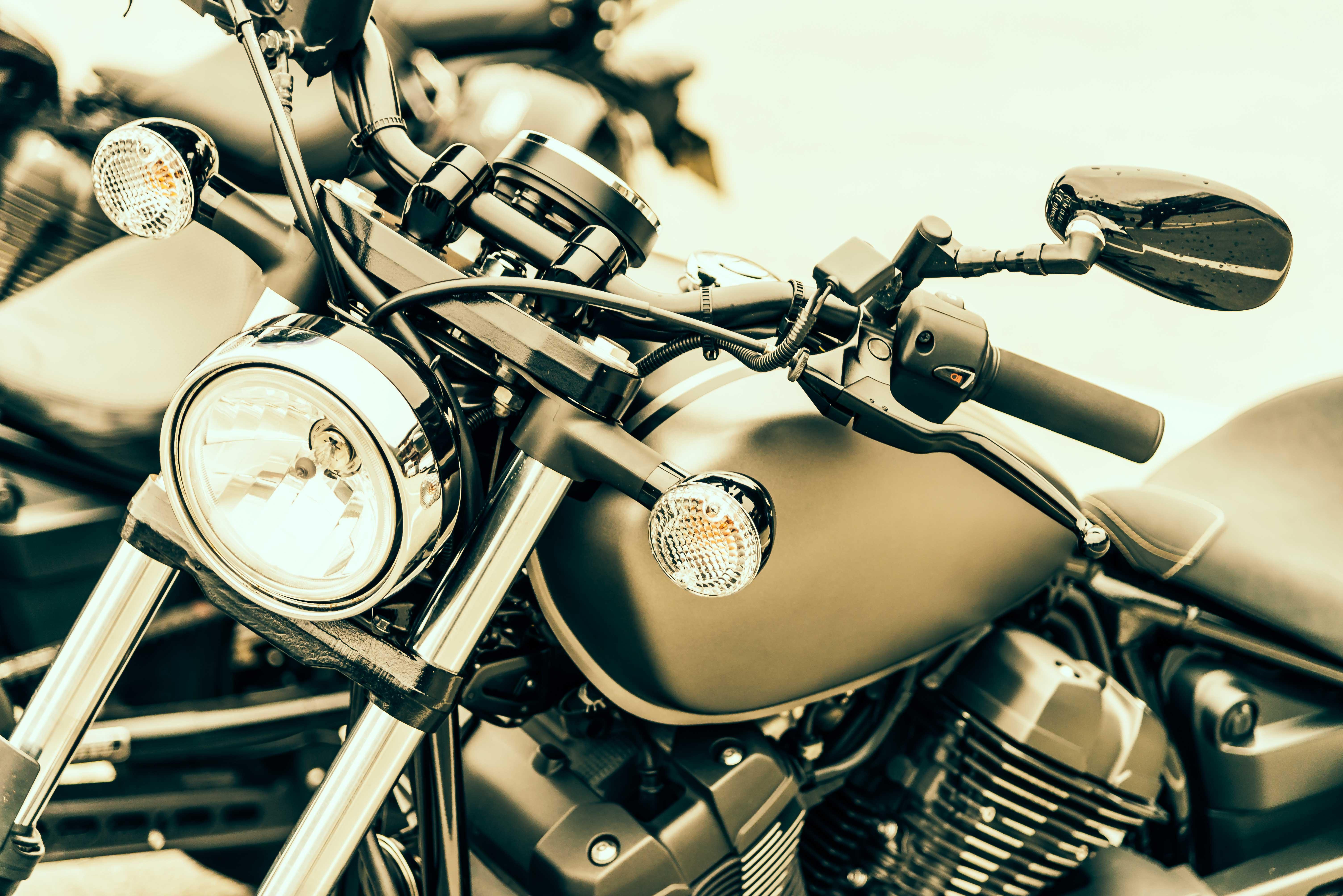 Carrosserie moto